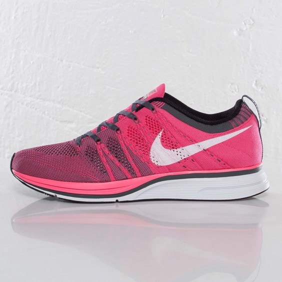 """Nike Flyknit Trainer+ """"Pink Flash"""""""