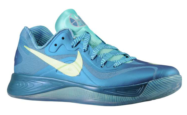 "Nike Hyperfuse Low ""Shaded Blue"""