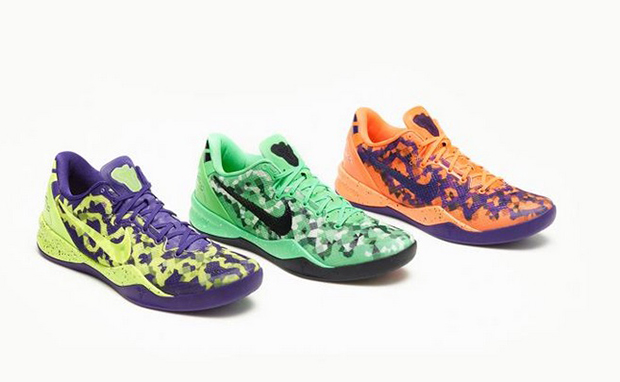 Nike Kobe 8 iD Year of the Snake