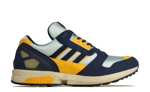 adidas ZX 8000 Dawn Blue/Cadmium Yellow