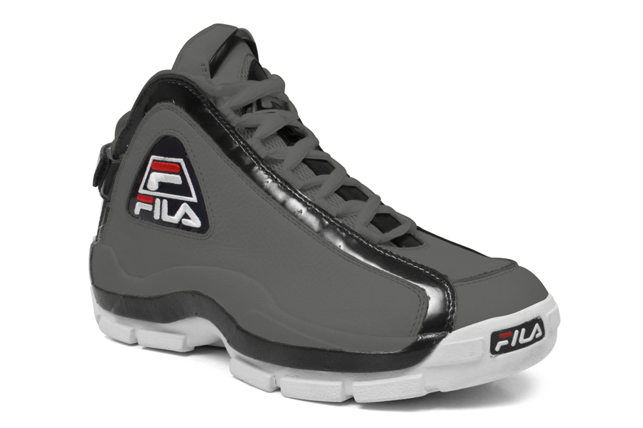 Fila 96 Cement/Red