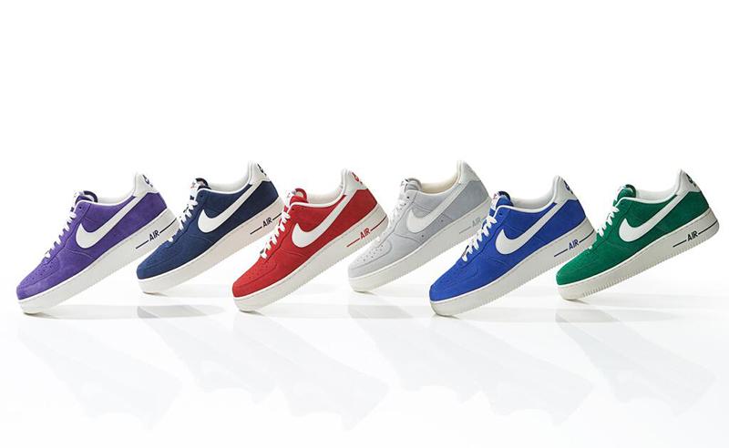 Nike Air Force 1 07 low SUPREME max air
