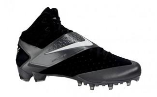 Nike CJ81 Elite TD Black/Silver