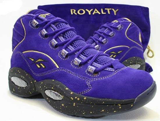 "Reebok Question Mid ""Royalty"""