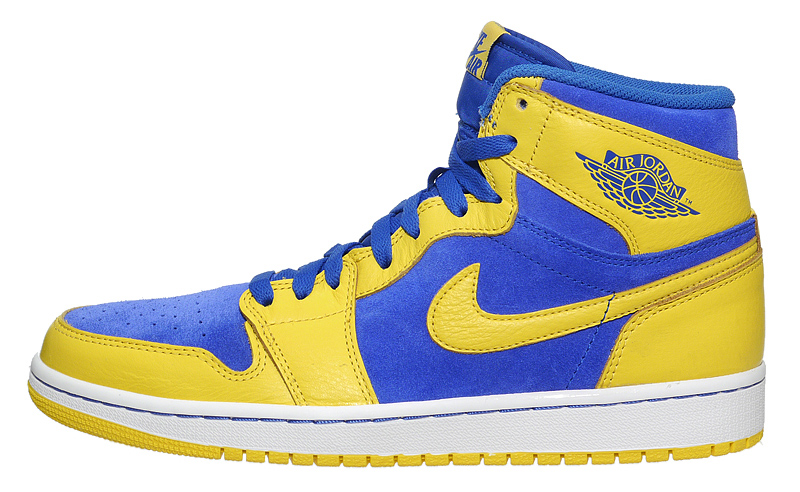 Air Jordan 1 Retro High Og Laney Nice Kicks