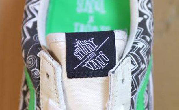 Stussy x Vans Preview