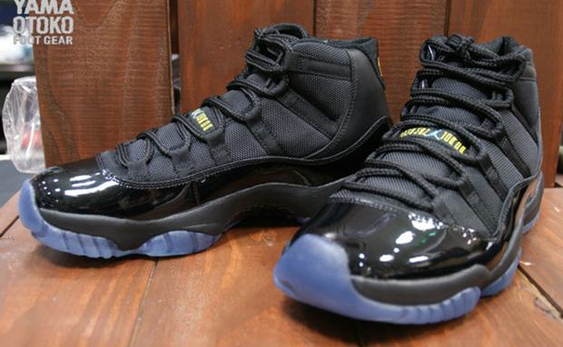 Jordans 11 gamma blue low