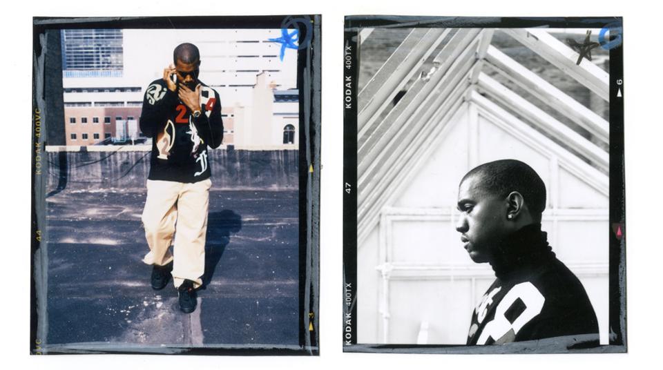 Kanye West for FADER