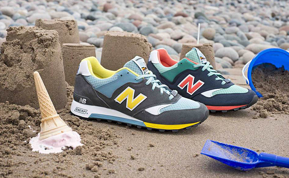 New Balance 577 Made in the UK Seaside Pack