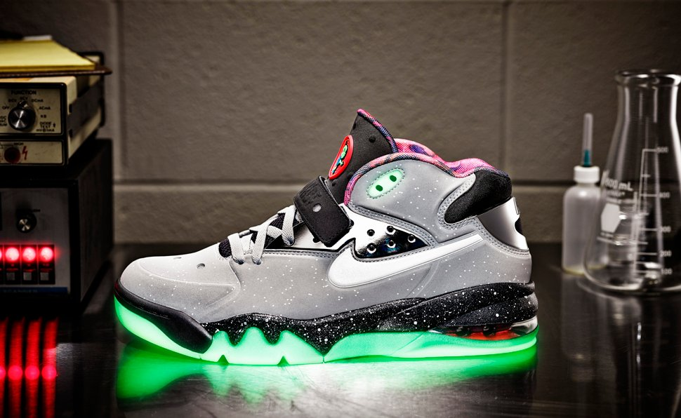 Nike Air Force Max 2013 Area 72