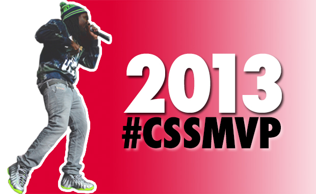 Wale is Your 2013 #CSSMVP