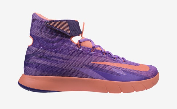 nike zoom hyperrev purple