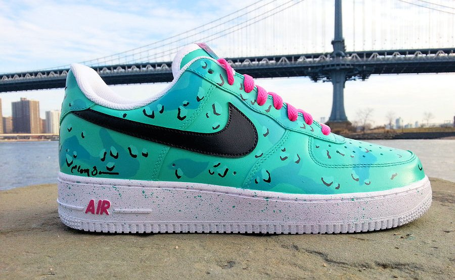 nike air force 1 low spider man release date