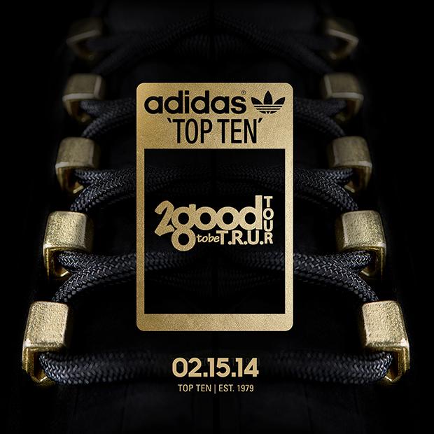 2 Chainz x adidas Top Ten #2good2beTRU Teaser