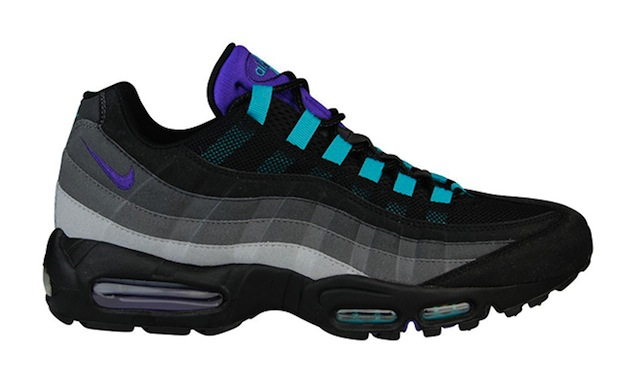 Nike Air Max 95 \\u201cBlack Grape\\u201d