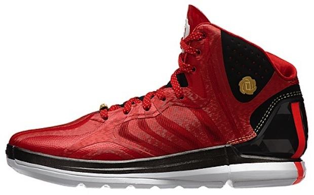 adidas d rose 4 gold