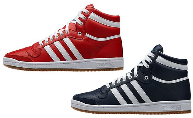 adidas Top Ten Hi All Star Pack Available Now