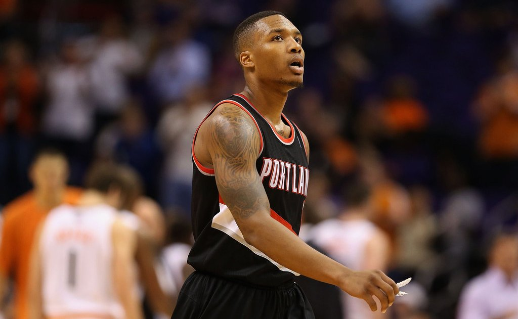 Report Damian Lillard to Opt Out of adidas Deal