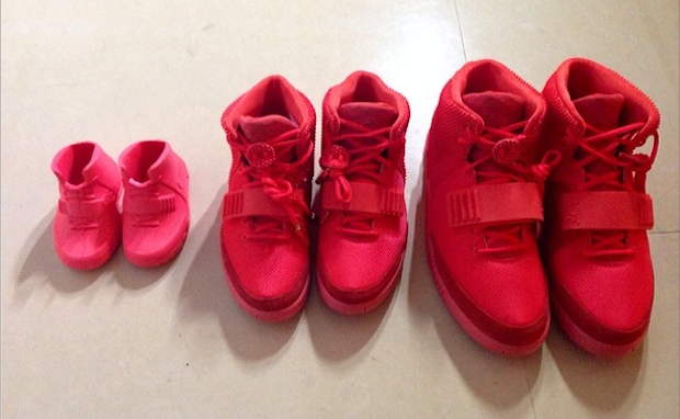 kim-kardashian-nike-air-yeezy-2-red-october-picture-1