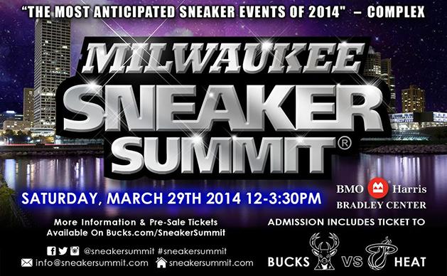 Milwaukee Sneaker Summit 2014