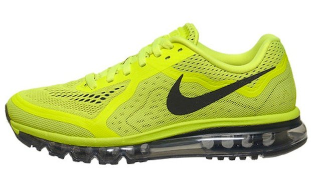 nike air max 2014 volt green