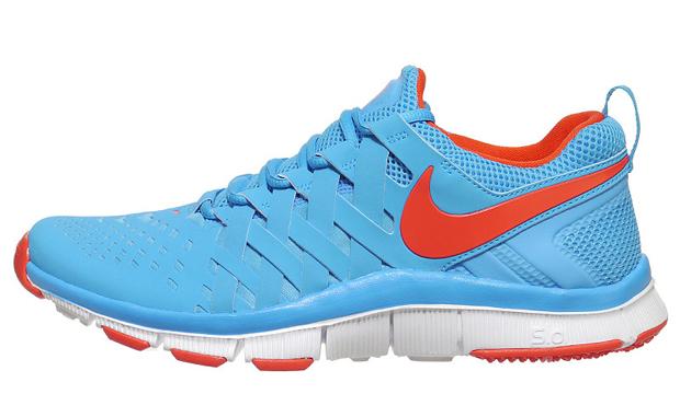 low priced 1188b 02e9e ... Men s Nike Free Trainer 5.0 Training Shoes 2369 1 LRG  nike free  trainer 5 vivid blue light  Nike Womens Free 5.0 - Vivid Purple Hyper ...