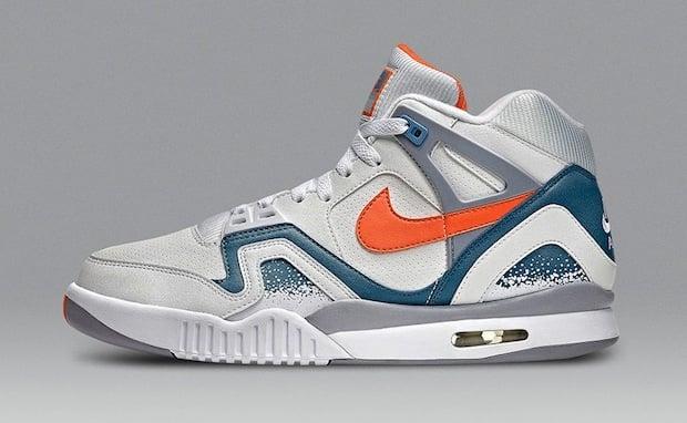 Nike Air Tech Challenge Ii Clay Blue Release Date Nice Kicks