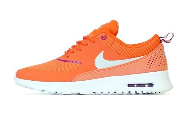 nike air max thea orange