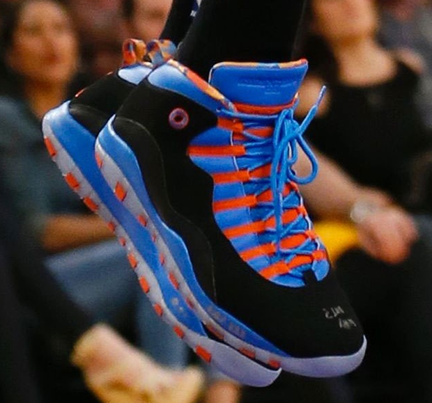 Russell Westbrook Shoes 2014 Air Jordan 10 Russell ...
