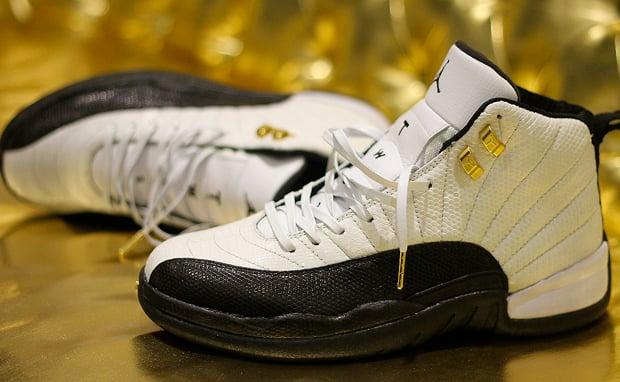 933b4795b0f ... custom Air Jordan 12 ...