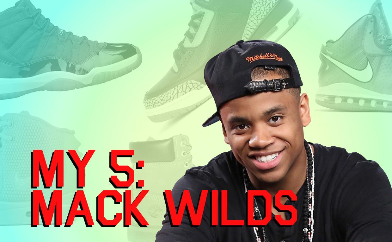 My 5 Mack Wilds