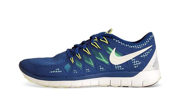 Nike Free 5.0 Navy Blue