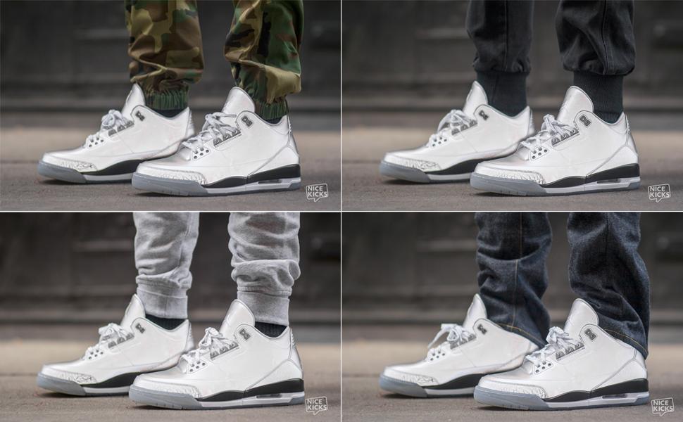 On-Foot Look: Air Jordan 3 \