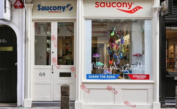 saucony shop