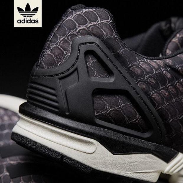 adidas ZX Flux Pattern Pack SneakersnStuff Exclusive Teaser