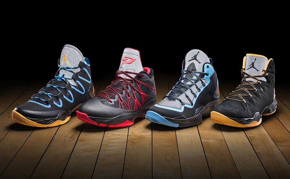 Jordan Brand Playoff Pack
