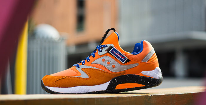 Extra Butter Saucony Grid 9000 ACES
