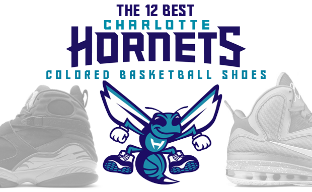 The 12 Best Charlotte Hornets-Colored Basketball Shoes