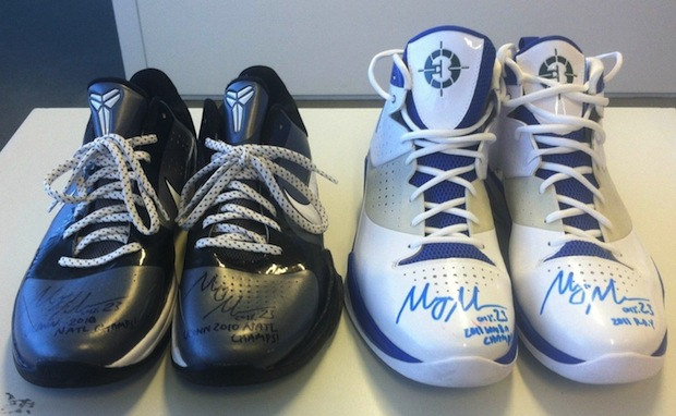 Maya-Moore-Game-Worn-Sneakers-Charity-Auction-4