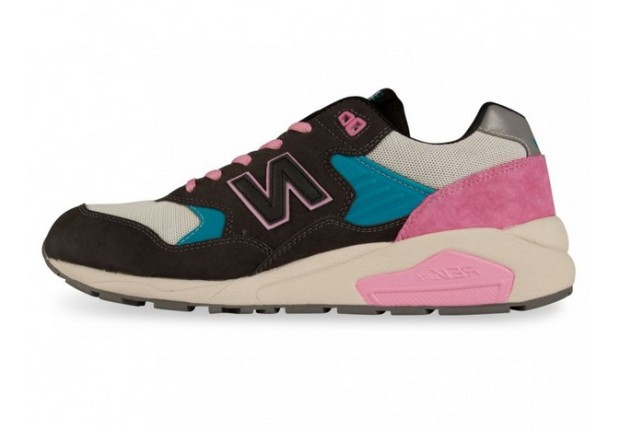 New Balance Revlite 580 Black/Pink-Blue   Nice Kicks