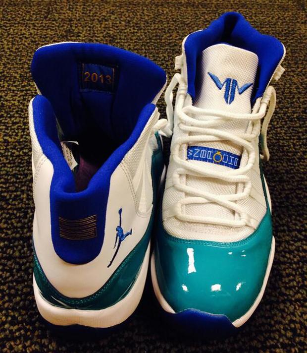 Air Jordan 11 Maya Moore PE
