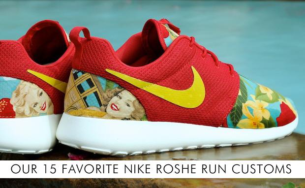 Custom Roshe Run | Nice Kicks