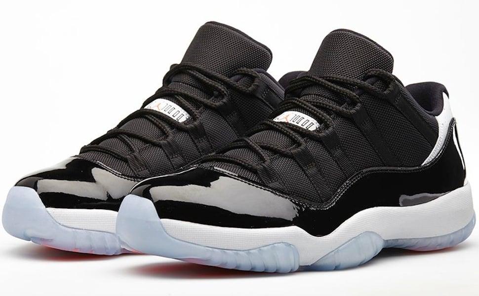 How the Air Jordan 11 Low IE \