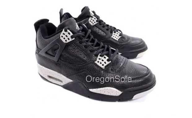 Kicks Air Jordan 4 Taille Oreo