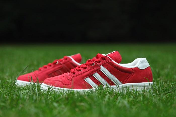 Footpatrol x adidas Originals Edberg '86 Strawberries & Cream