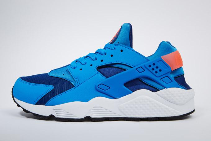 Nike Air Huarache Gym Blue Photo Blue Mango
