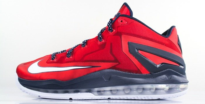 Lebron James Shoes 2014 Red