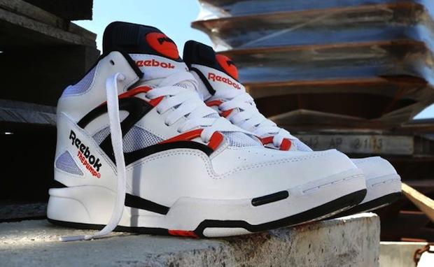 Reebok Pump Omni Lite Retro Basketball Shoes