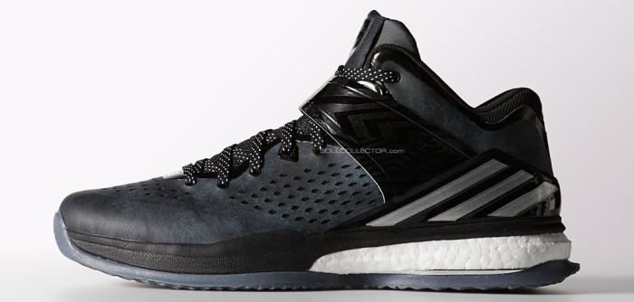 adidas RG3 Boost Trainer Black