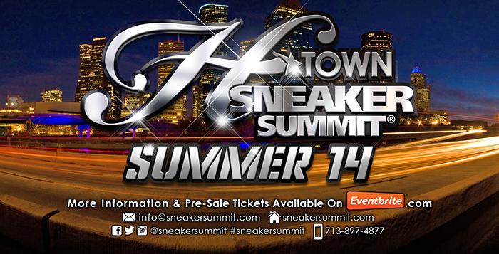 H-Town Sneaker Summit Summer 14